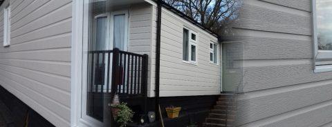 Park Home Cladding & Insulation