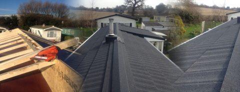 Park Home Roof Repairs